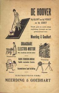 Advertentie 1924