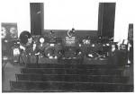 Demonstratie- avond in Helmondse bioscoop. 3-3-1926