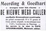 afb. 23. Advertentie uit de Zuid-Willemsvaart 1932