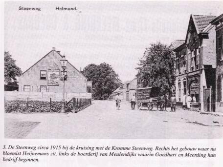 Steenweg 1915