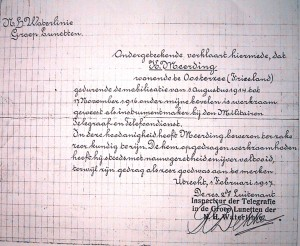 Getuigschrift 1917 001