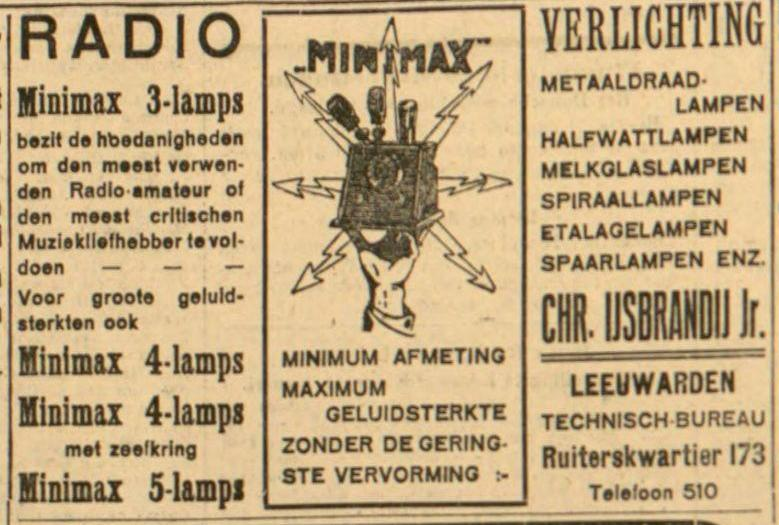 11-1-1927 Leeuwarder courant